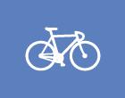 Local Motion Bike Icon